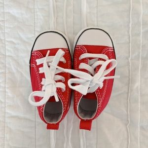 Chuck Taylor First Star Infant Shoe